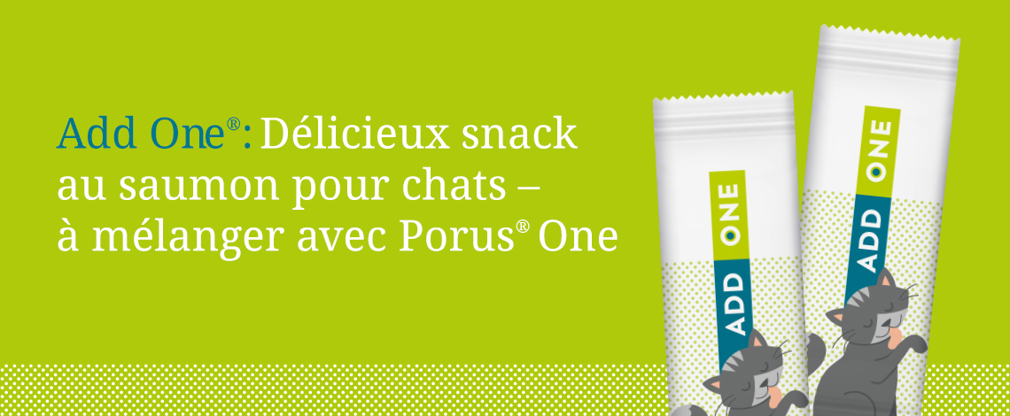Add One snack pour chats